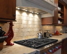 Rustic Kitchen Backsplash Tile by Rustic Backsplash Ideas Homesfeed