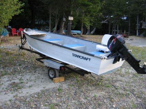 starcraft boats kelowna 14 ft aluminum starcraft boat including 20 hp motor north