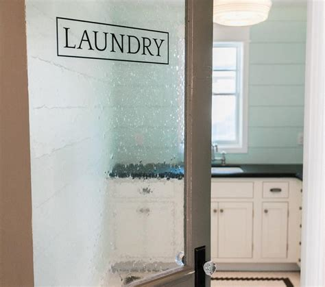 glass laundry door laundry room with seeded glass door cottage laundry room