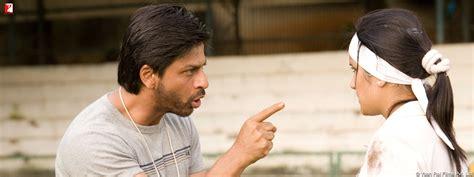 biography of movie chak de india chak de india
