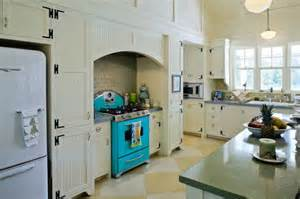 New Kitchen Cabinets Ideas add style to your kitchen with retro appliances