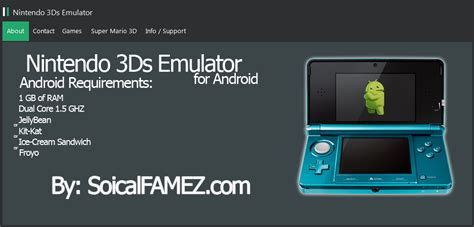 nintendo 3ds emulator for android nintendo 3ds emulator nintendo 3ds emulator for android