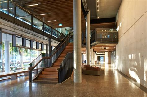 qut school of design creative industries richard kirk architect hassell design new creative