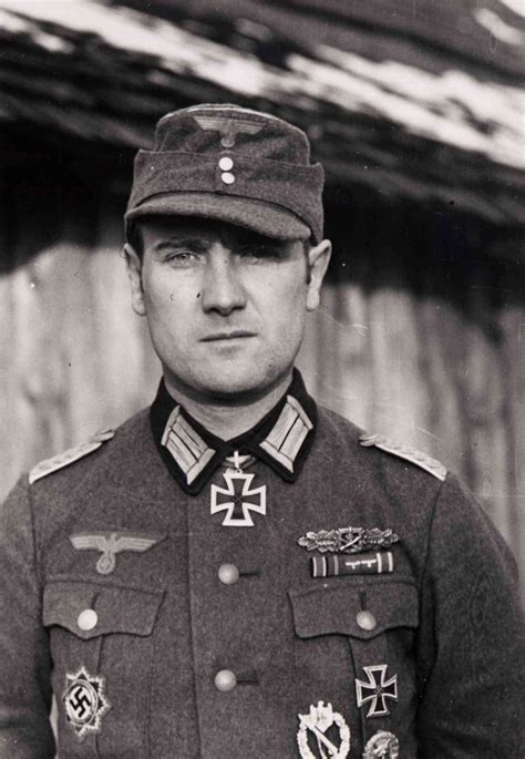 most decorated german soldier sailor pilot axis history