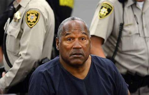 Las Vegas District Court Records The Parole Conditions Oj Must Obey After Prison Release Birmingham Mail
