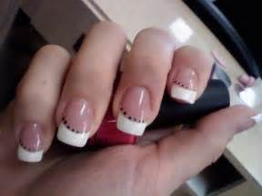 easy french nail designs pictures and tutorials