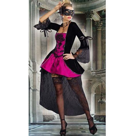 Diskon L 850 Leopard Costume costume femme venise