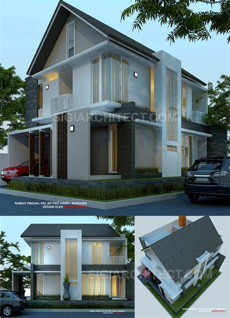 desain rumah lantai 2 desain rumah tumbuh 2 lantai kavling hook