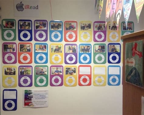 how to get your screen loving to read books for pleasure books iread visual reading display in year 6 the more they