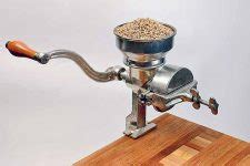 Countertop Grain Mill by Toasted And Seasoned Pumpkin Seeds Foodal