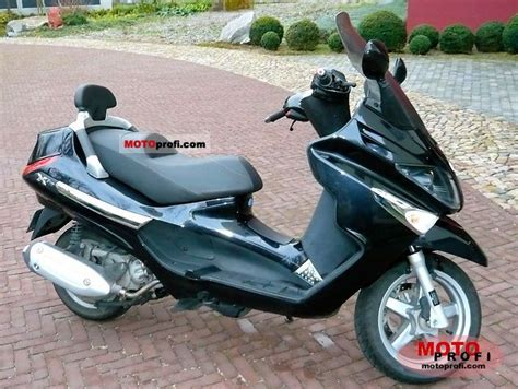 piaggio xevo 125 2008 photo 2