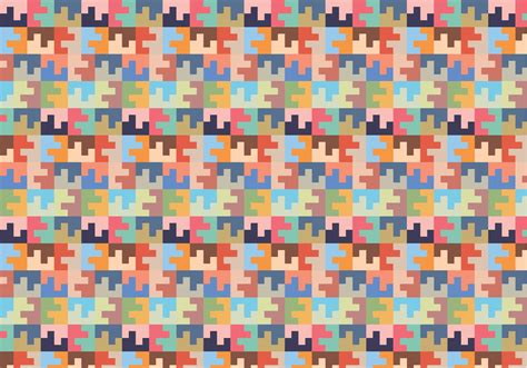 random pattern generator illustrator pastel square random pattern download free vector art