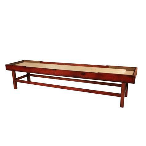 9 foot harvard shuffleboard table mcclure tables