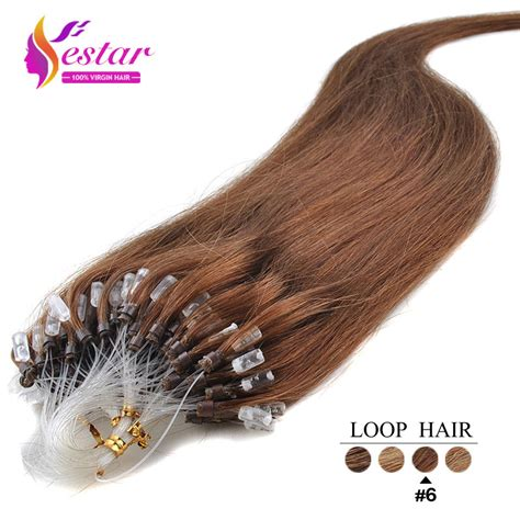 micro ring hair extensions aol 16 quot 18 quot 20 quot 22 quot 24 quot micro loop ring virgin remy human hair