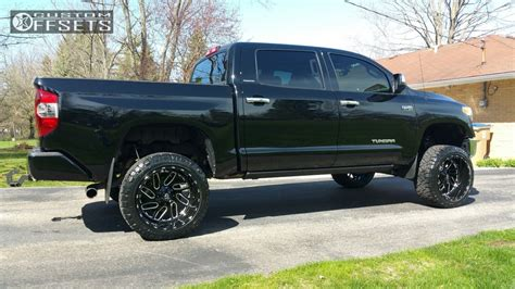 Toyota Tundra Country 6 Inch Lift 2015 Toyota Tundra Fuel Triton Country Suspension