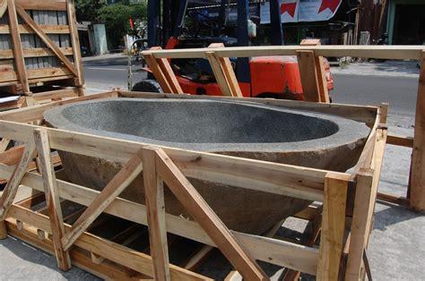 Baignoire Vasque by Baignoire En Naturelle De Riviere Vasque Import
