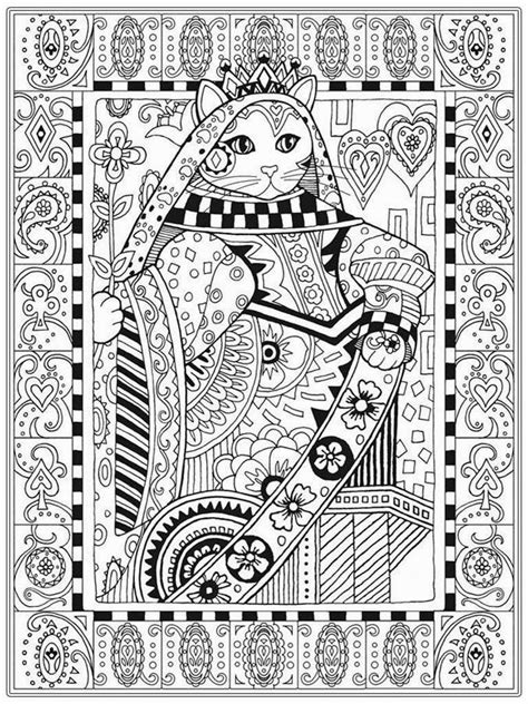 coloring pages for adults com cat coloring pages for adult realistic coloring pages