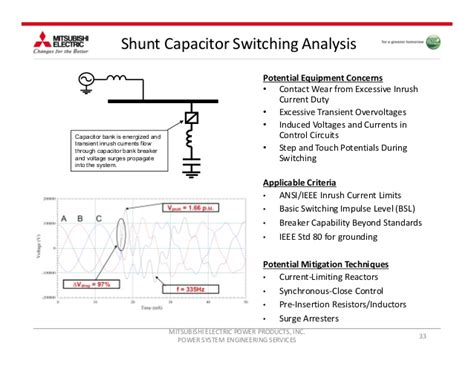 capacitor bank switching pdf shunt capacitor bank switching transients 28 images september 2013 image gallery inductor