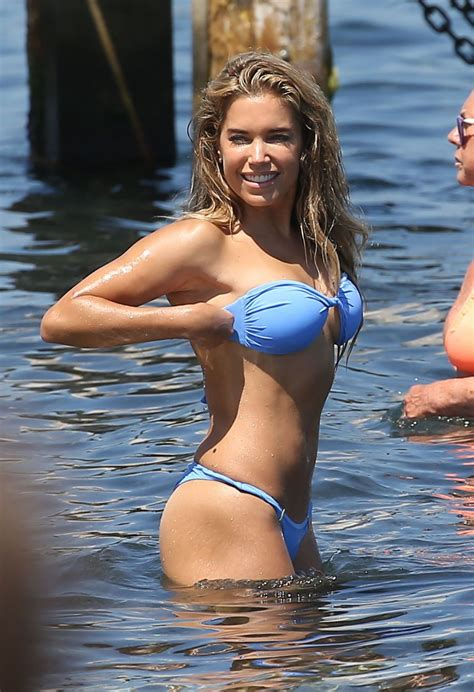 young candid 2016 sylvie meis bikini candids st tropez july 2016