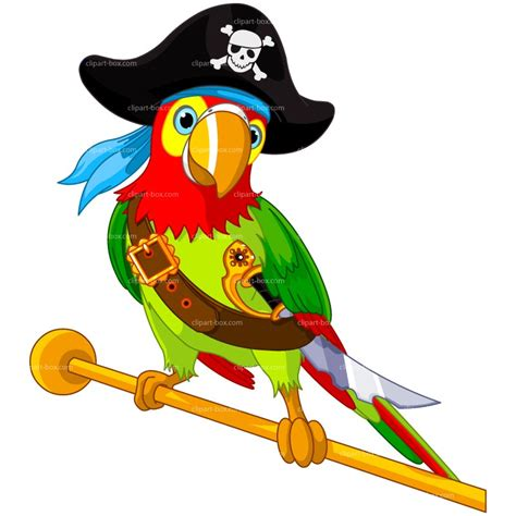 Jake And Neverland Pirates Decorations Pirate Parrot Clip Art Pirates Or All Kind Pinterest
