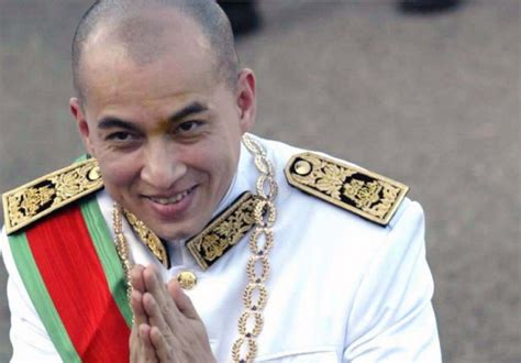 biography of famous person in cambodia norodom sihamoni biography childhood life achievements