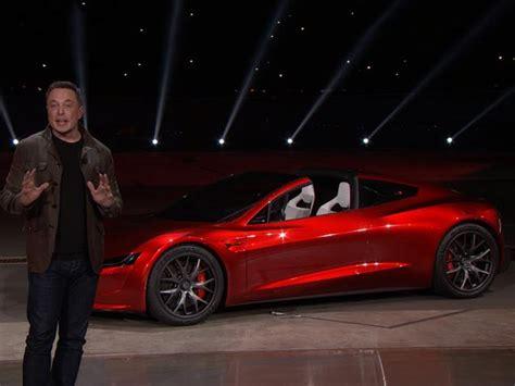 2020 Tesla Roadster Quarter Mile by Tesla Roadster Revealed Production To Start In 2020