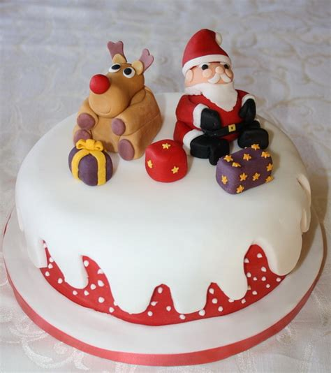christmas cake decorations ideas toppers galore decorating your cake stylish