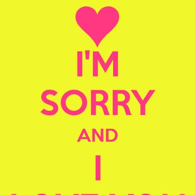 im sorry i m sorry quotessorry twitter