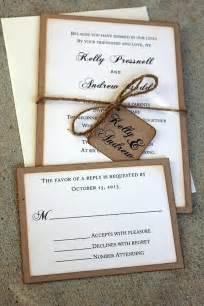 20 rustic wedding invitations ideas rustic wedding invites 123weddingcards
