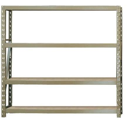 Xtreme Garage Organization Xtreme Garage 174 8 W X 8 H X 17 Quot D 4 Shelf Rack At Menards 174