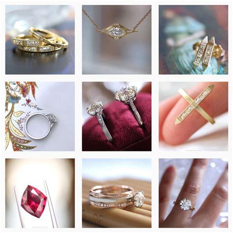 Jewelry Design Instagram | erika winters jewelry blog