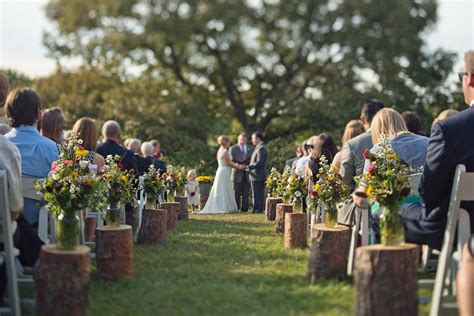 rustic wedding fresh air farm