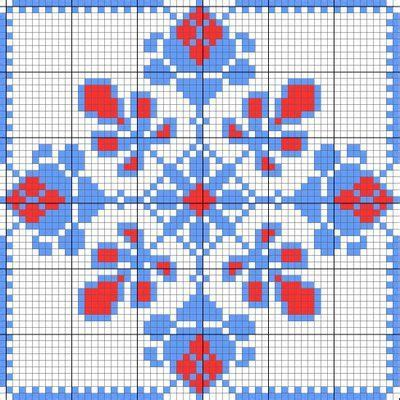 html5 pattern no numbers flower tile free chart by journal des demoiselles clear