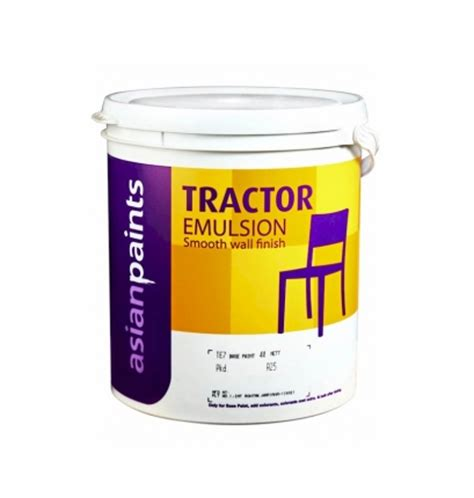 buildmantra tractor emulsion paint asian paints 10 litre white color asian paint paint