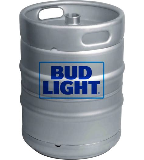 Keg Of Bud Light by Wine And Liquor Delivered Minibar Delivery