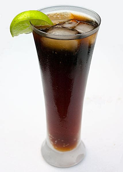 Happy Hour Vanilla Rum Colas by Happy Hour Cuba Libre Popsugar Food