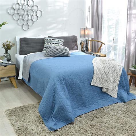 edredon vianney edred 243 n king size 2 vistas novo pl 250 mbago azul vianney