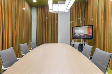 conference room curtains yandex office by za bor architects stroganov moscow