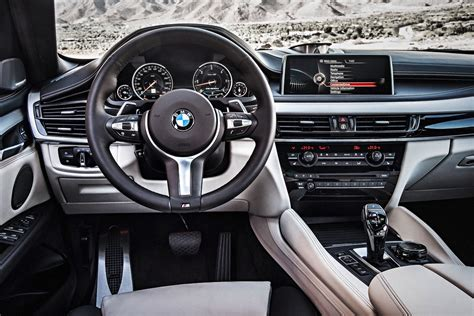 bmw suv interior all new bmw x6 suv gets more curves still as brash as