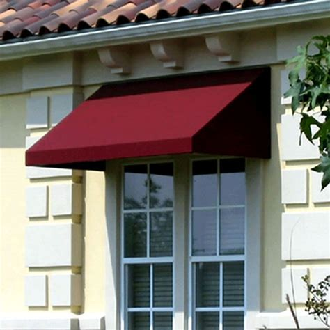 how to make a fabric awning window awnings home fabric awnings new yorker low