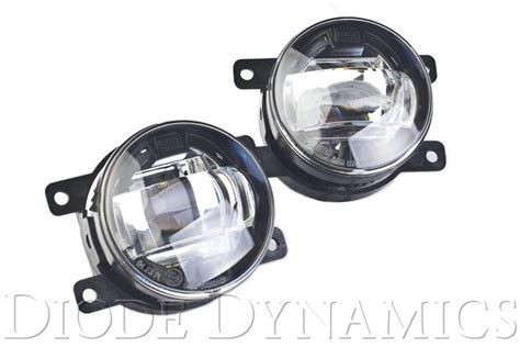 Projector Led Luxeon diode dynamics luxeon led fog l assemblys for 2013 15 scion fr s subaru brz zn6 zc6