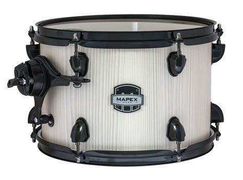Tom Drum 10 mapex 10 quot tom drum mars bonewood add on pack mat1007pk baw