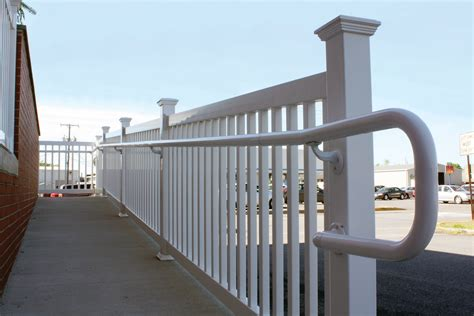 irc section 1012 2 quot vinyl ada handrailing fairway architectural railing
