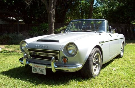 1967 datsun 2000 roadster for sale z car 187 post topic 187 silver 1967 datsun 2000
