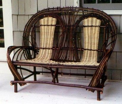 75 best twig furniture images on pinterest bench