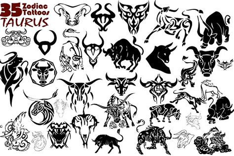 girly taurus tattoo designs designs 01 tattoos photos design gallery