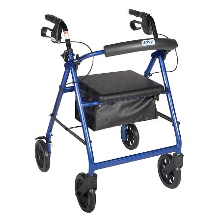 walker with seat and wheels walgreens drive rollator walker with fold up removable back