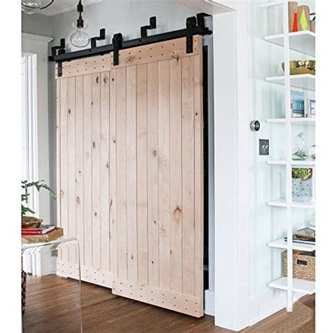 1000 Ideas About Bypass Barn Door Hardware On Pinterest Bypass Closet Door Track