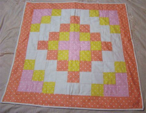 quilting in india infant coverlet