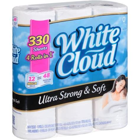 Who Makes White Cloud Toilet Paper - 1 50 1 white cloud toilet paper coupon or paper towles